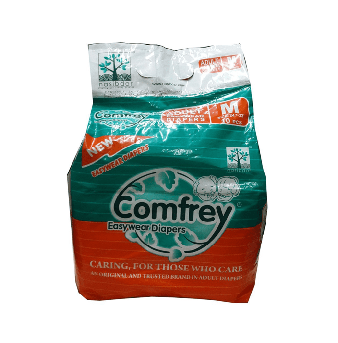 Comfrey Easy Wear Pant Type Adult Diaper M