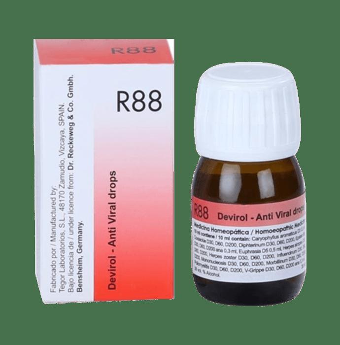 Dr. Reckeweg R88 Anti Viral Drop