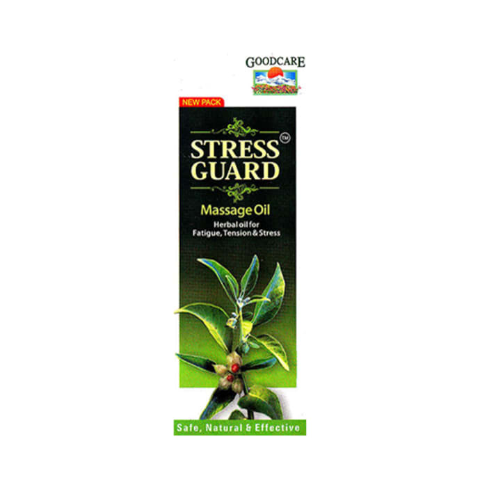 Goodcare Stress Guard Massage Oil