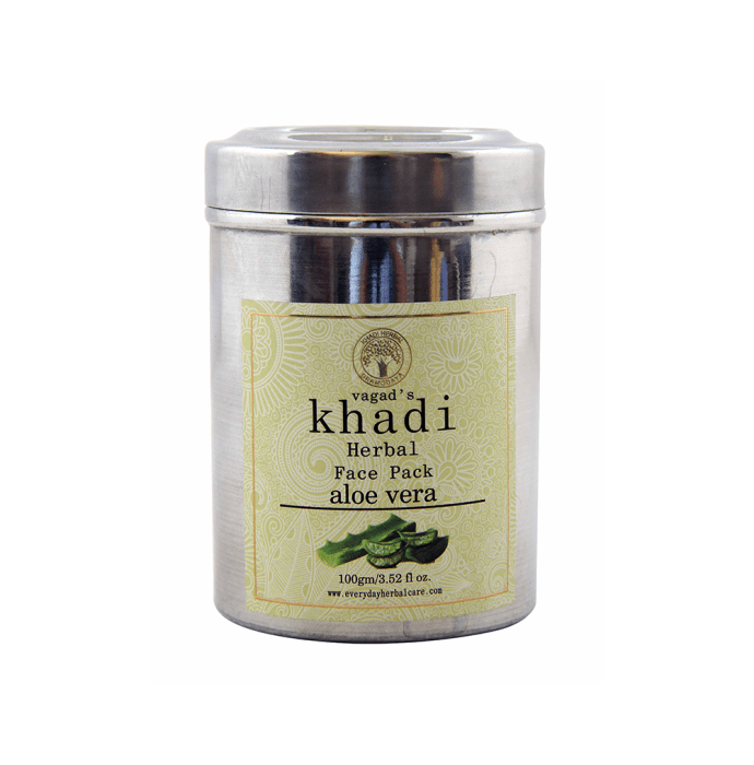 Vagad's Khadi Herbal Aloe Vera Face Pack