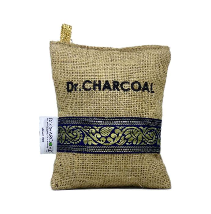 Dr. Charcoal Non-Electric Air Purifier for Car, Bathroom, Kitchen Classic Khaki