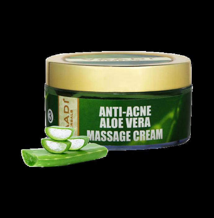 Vaadi Herbals Anti-Acne Aloe Vera Facial Kit with Green Tea Extract 270gm
