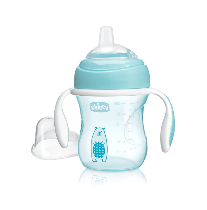 Chicco Transition Cup 4 months Blue