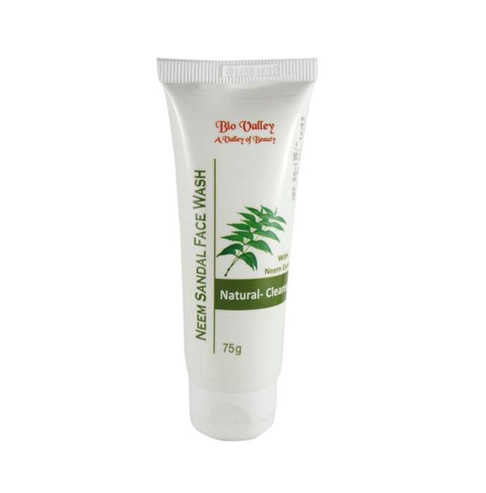 Bio Valley Neem Sandal Face Wash