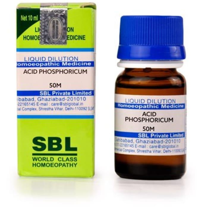 SBL Acid Phosphoricum Dilution 50M CH