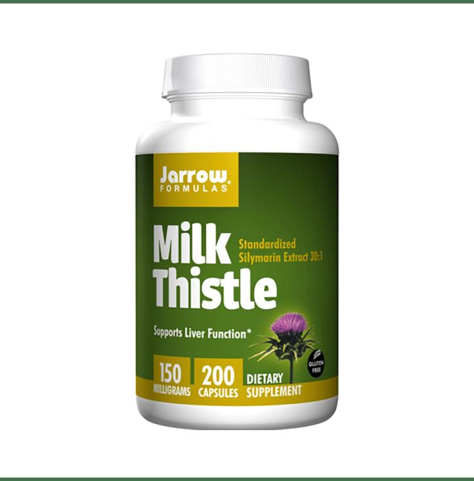 Jarrow Formulas Milk Thistle 150mg Capsule
