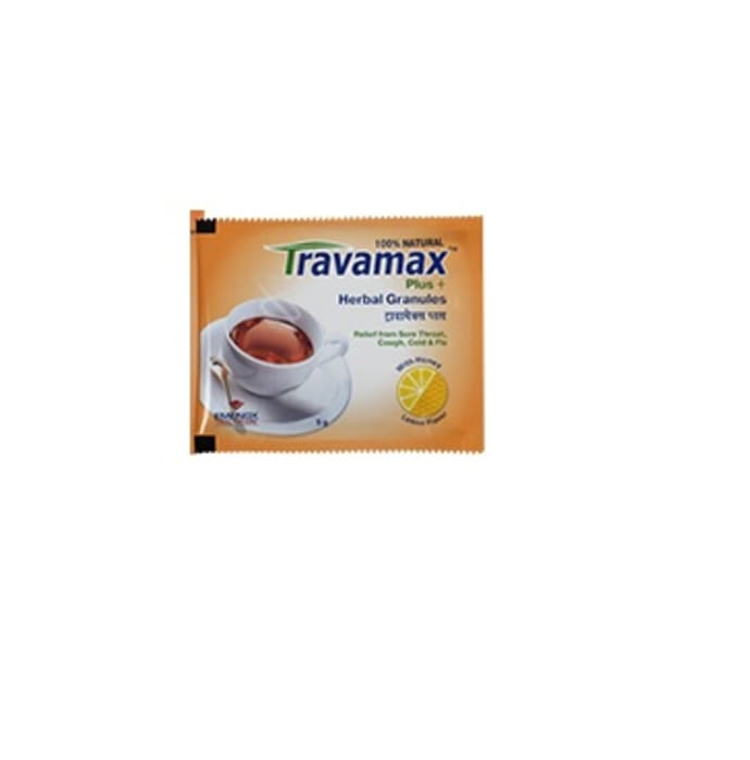 Travamax Plus Herbal Granules