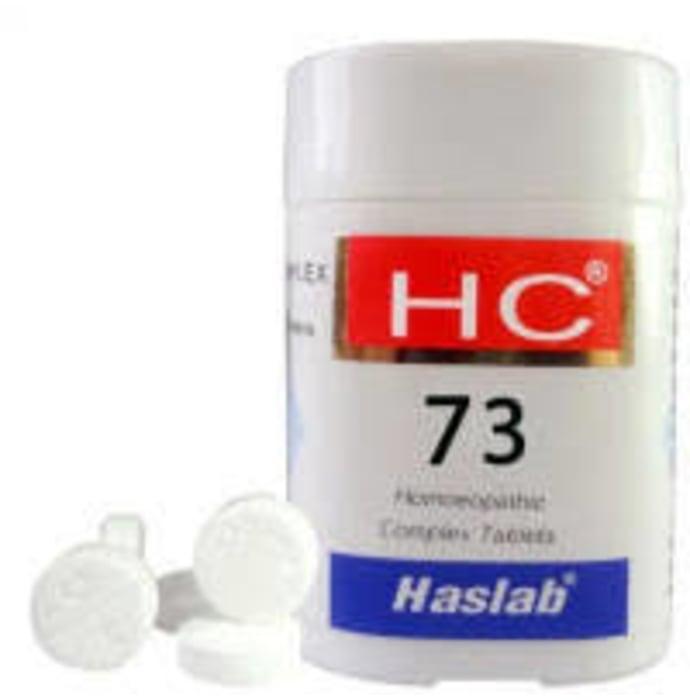 Haslab HC 73 Uranium Nitricum Complex Tablet