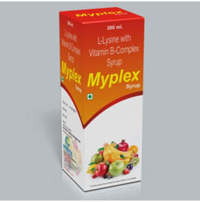 Myplex Syrup