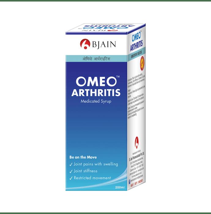 Bjain Omeo Arthritis Syrup