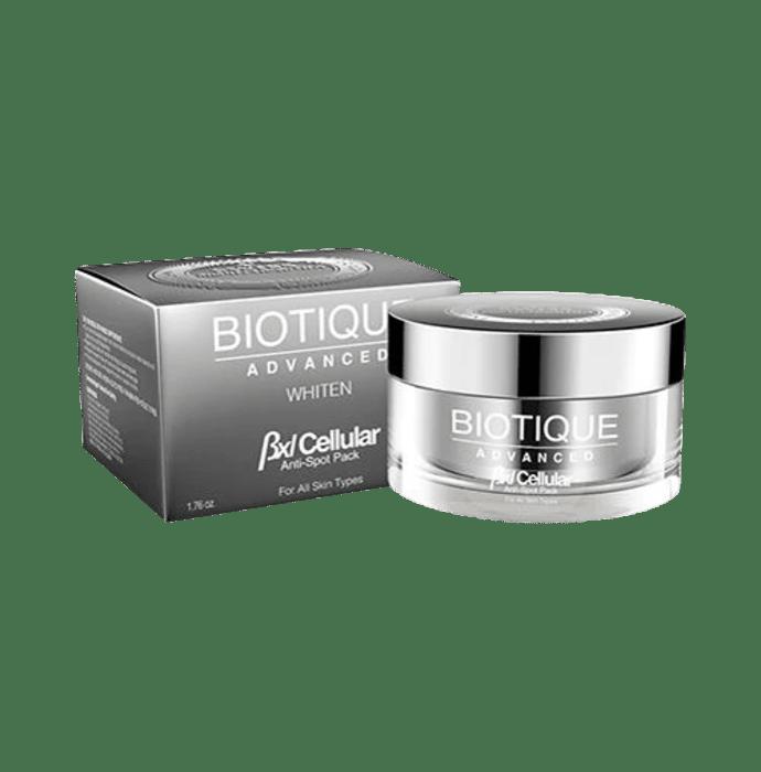 Biotique Bxl Cellular Bio Fruit Spot Lightening Face Pack