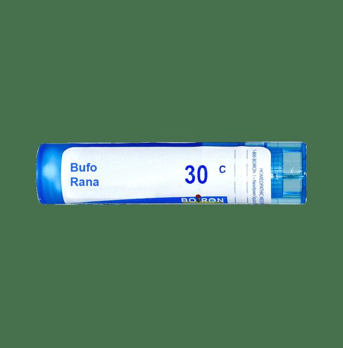 Boiron Bufo Rana Single Dose Approx 200 Microgranules 30 CH