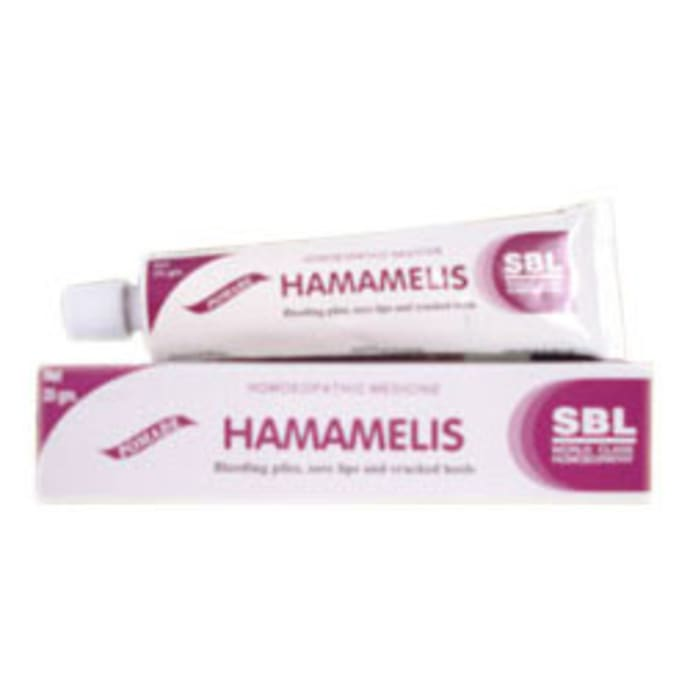 SBL Hamamelis Ointment