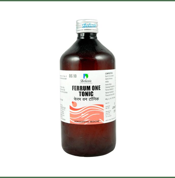 Doliosis DS10 Ferrum One Tonic