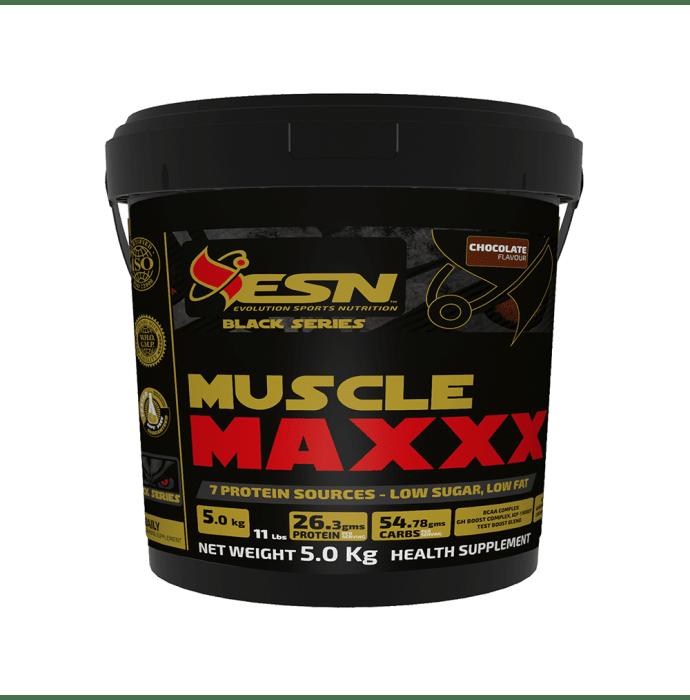 ESN Black Series Muscle Maxxx Chocolate