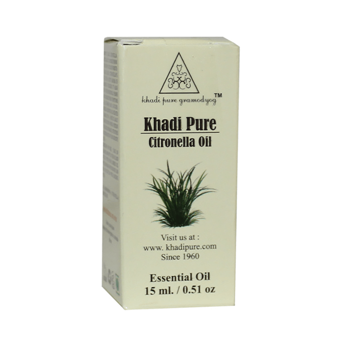 Khadi Pure Herbal Citronella Essential Oil