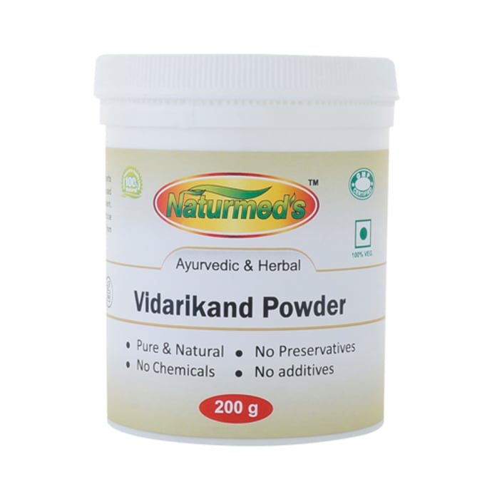 Naturmed's Vidarikand Powder