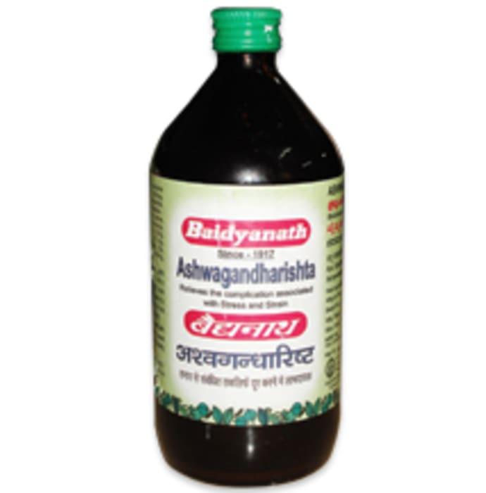 Baidyanath Ashwagandharishta Syrup