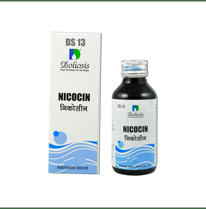 Doliosis DS13 Nicocin Syrup