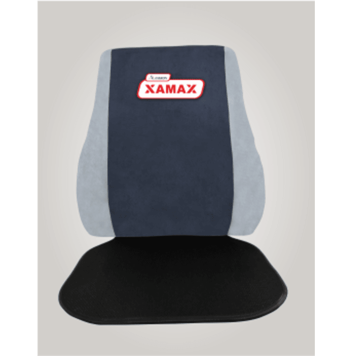Amron Xamax Backrest (Executive Plus) Grey