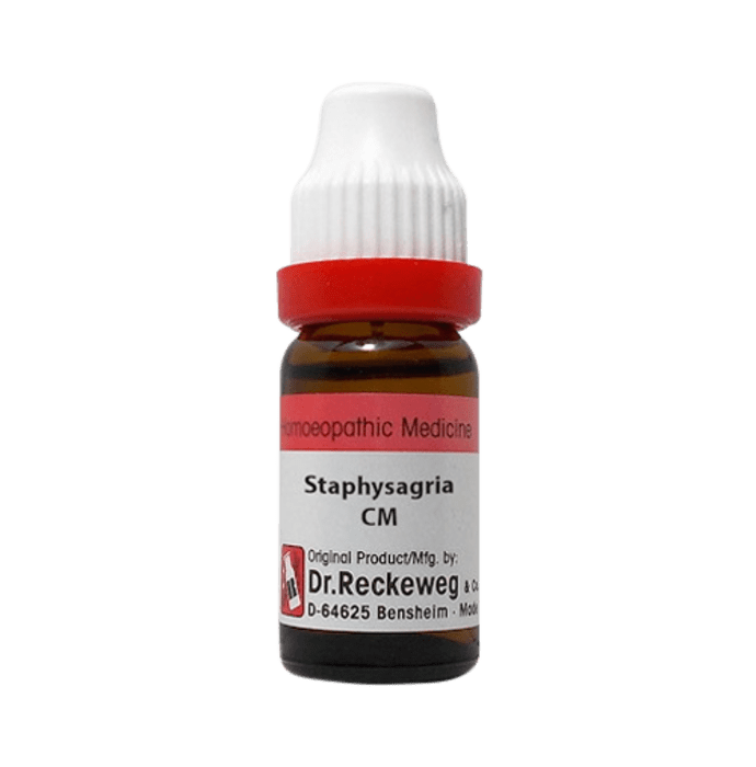 Dr. Reckeweg Staphysagria Dilution CM CH