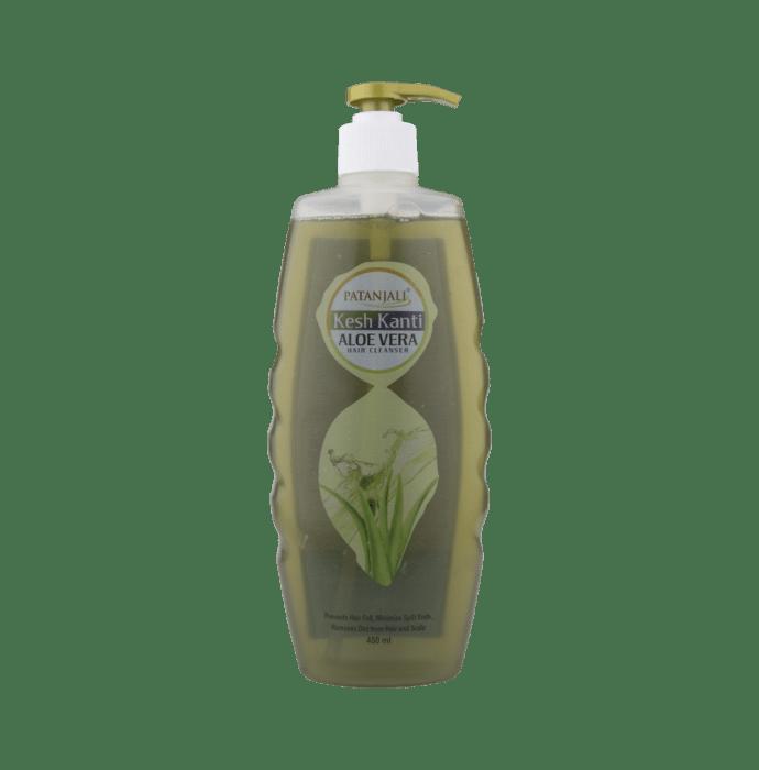 Patanjali Ayurveda Kesh Kanti Aloe Vera Hair Cleanser