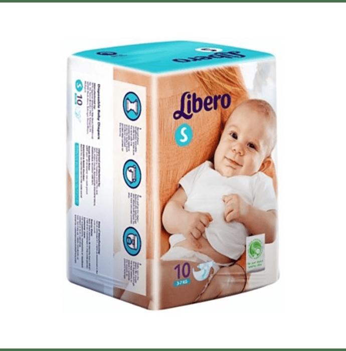 Libero Open Diaper S
