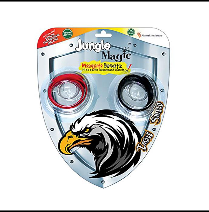 Jungle Magic Mosquito Banditz - Eagle Shield