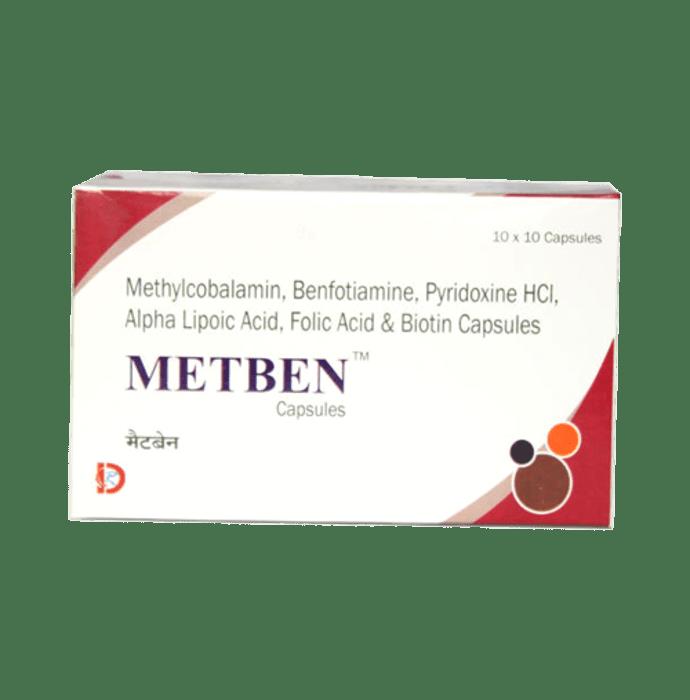 Metben Capsule
