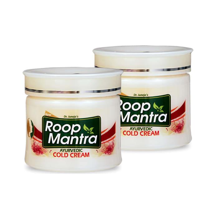 Roop Mantra  Ayurvedic Cold Cream Pack of 2