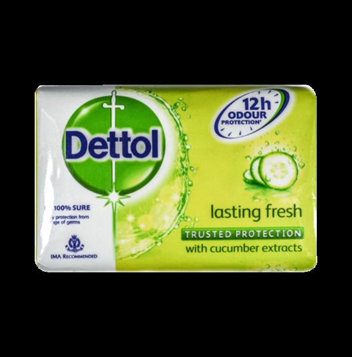 Dettol Lasting Fresh 75gm Soap