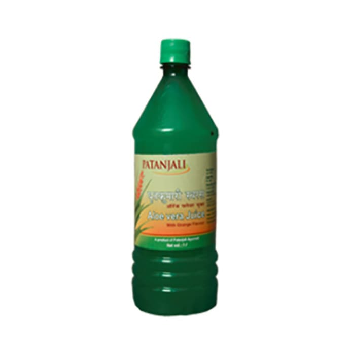 Patanjali Ayurveda Aloe Vera Juice Pack of 2