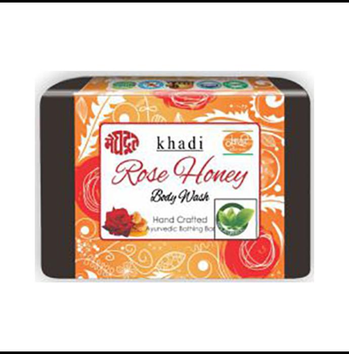 Meghdoot Rose Honey Body Wash Pack of 2