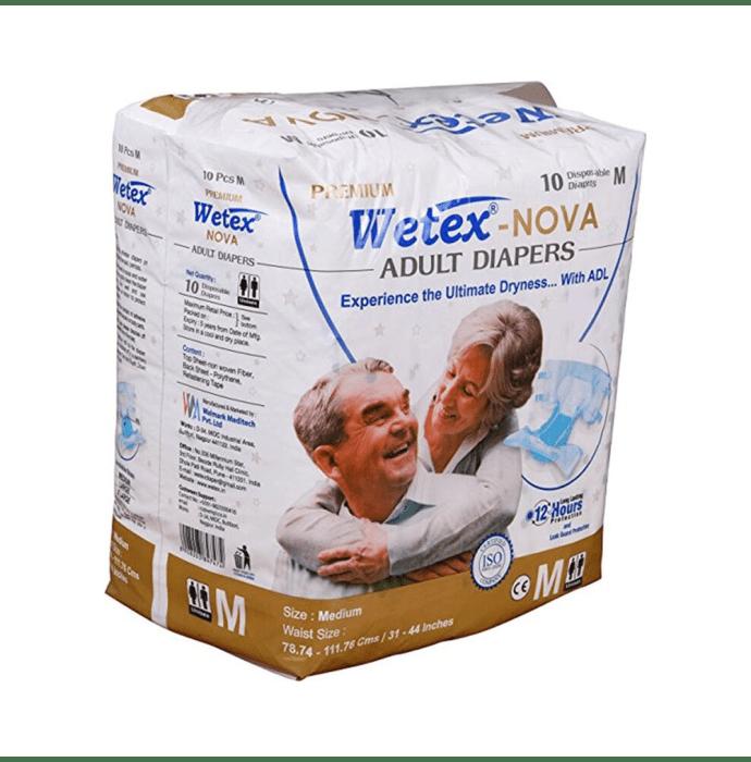 Wetex Nova Premium Adult Diaper M