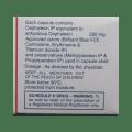 Sporidex 250 mg Capsule