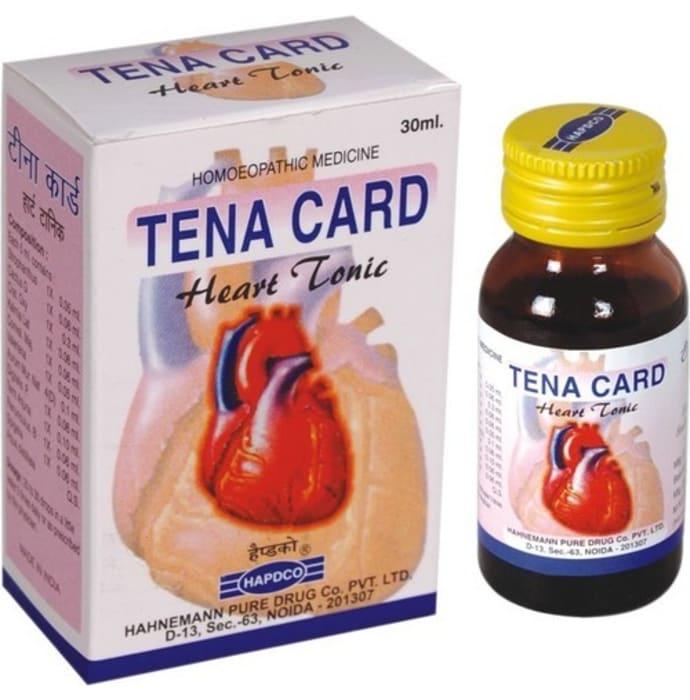 Hapdco Tena Card Health Tonic