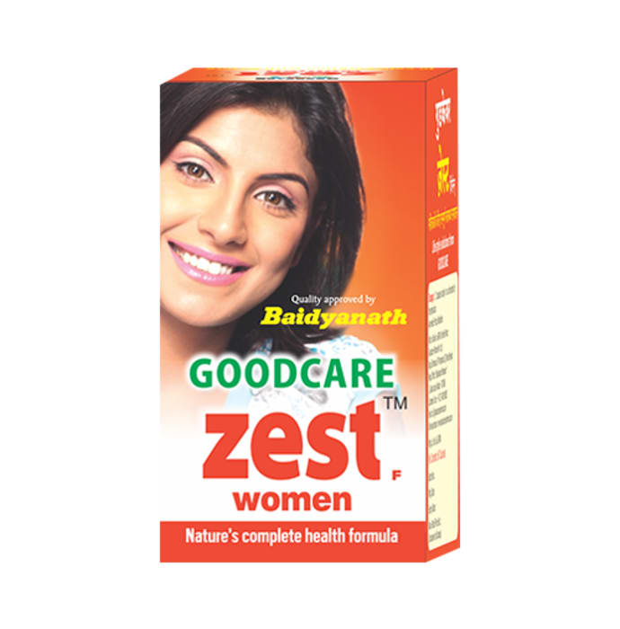 Goodcare Zest Women Capsule