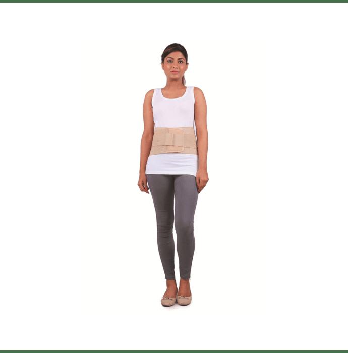 Wellon Breathable Lumbo Sacral Belt- Double Strap MB-04 XL