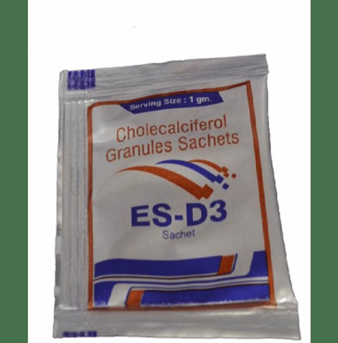 ES-D3 Sachet