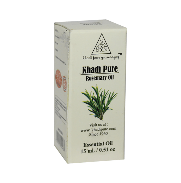Khadi Pure Herbal Rosemary Essential Oil
