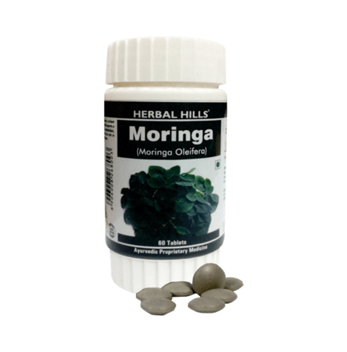 Herbal Hills Moringa Tablet