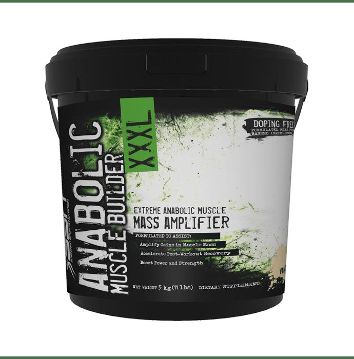 SSN Anabolic Muscle Builder XXXL Vanilla