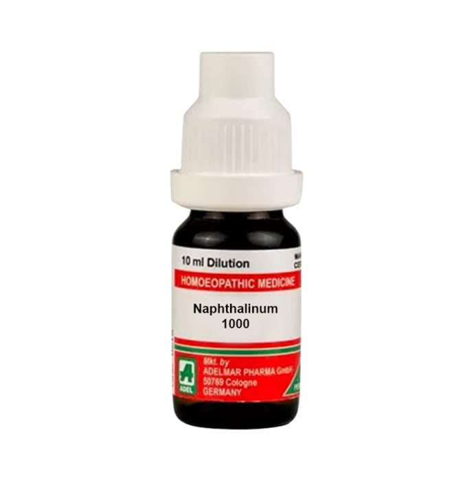 ADEL Naphthalinum Dilution 1000 CH