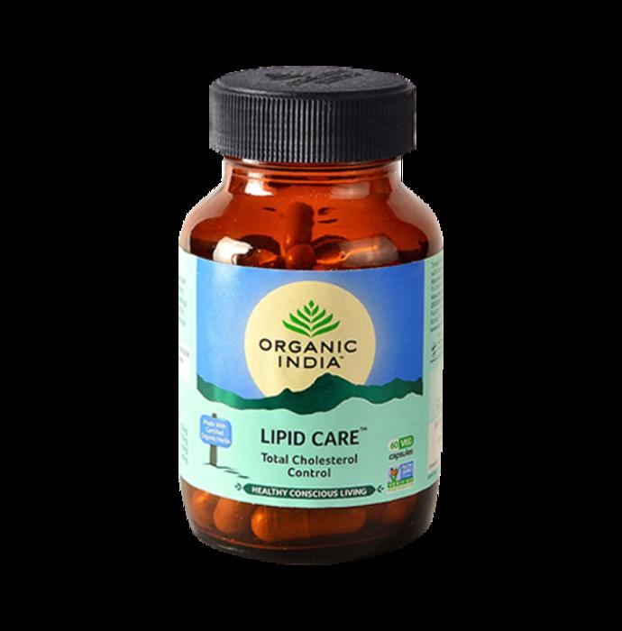 Organic India Lipid Care Capsule