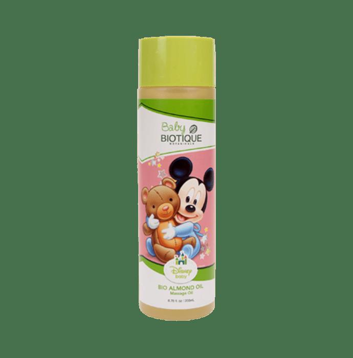 Biotique Disney Mickey Baby Bio Almond Massage Oil