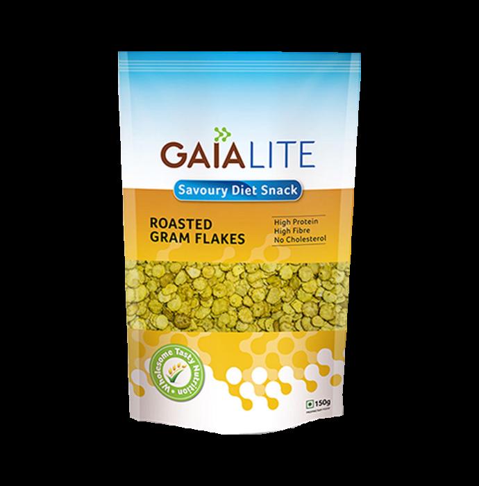 GAIA Lite Roasted Gram Flakes Pack of 2
