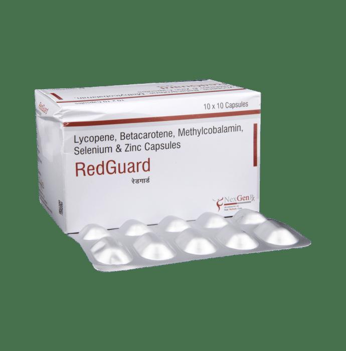 Redguard Capsule