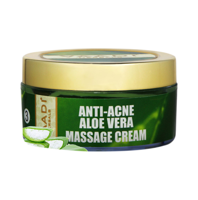 Vaadi Herbals Anti-Acne Aloe Vera Massage Cream