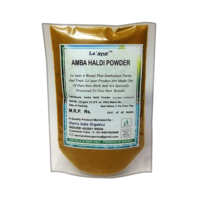 Le' ayur Amba Haldi Powder