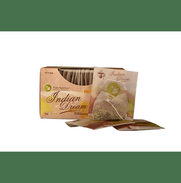 Pure Nutrition Indian Dream Tea